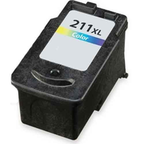 Canon CL-211XL hi-yield inkjet cartridge