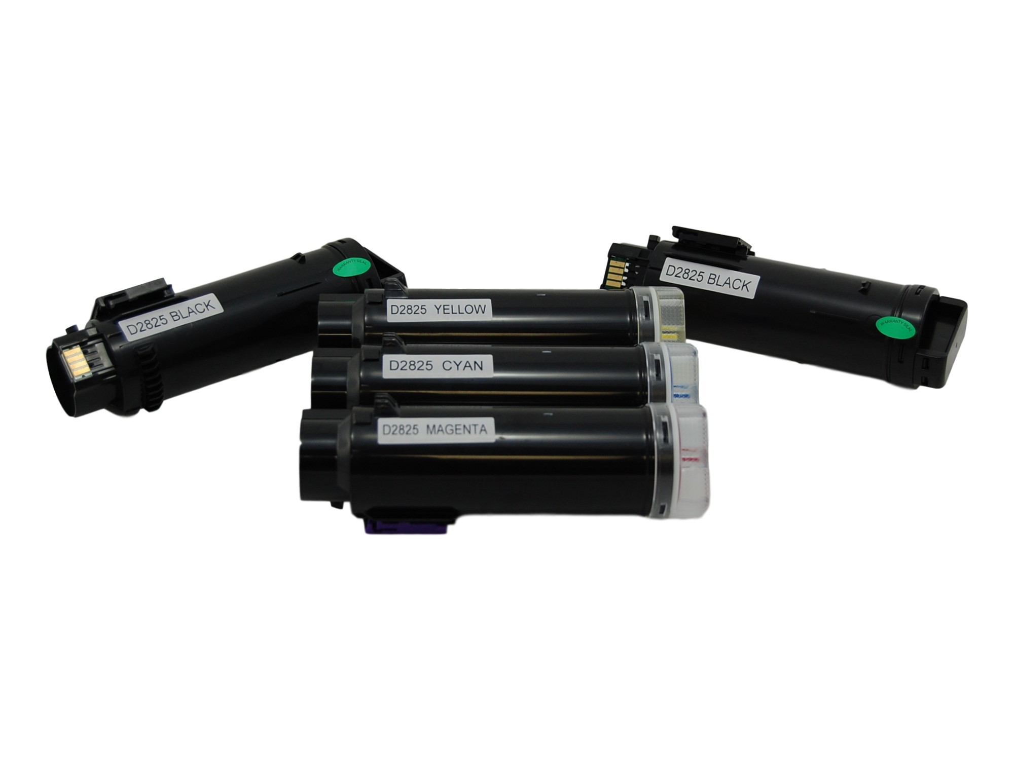 Dell H625 Toner Cartridge Bundle 5PK