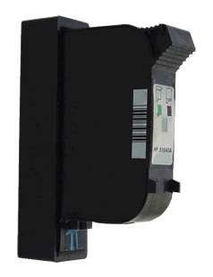 Hewlett Packard 51640A #40 Black Inkjet Cartridge