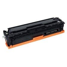 HP CE410A (305A) Black Laser Toner Cartridge