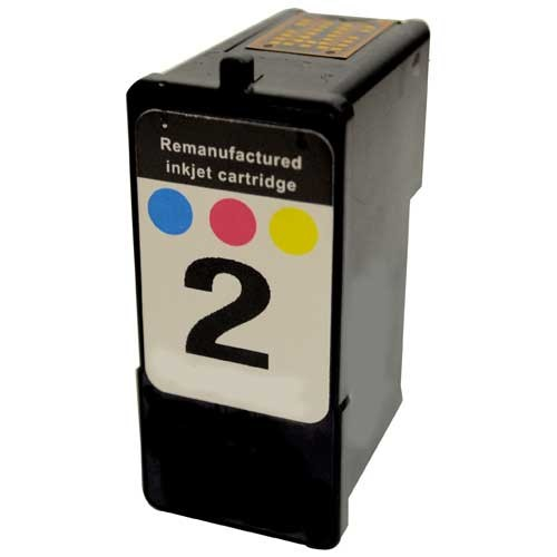 Lexmark 18C0190 #2 Color Inkjet Cartridge