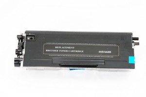 Brother TN460, TN430 Black Laser Toner Cartridge