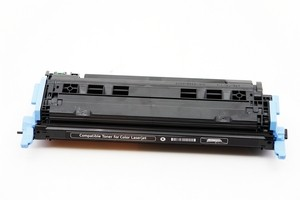 HP Q6000A (124A) Black Toner Cartridge Laserjet 2600 series