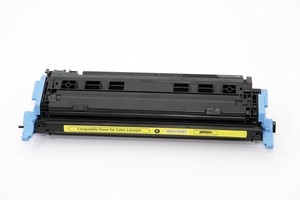 HP Q6002A (124A) Yellow Toner Cartridge Laserjet 2600 series