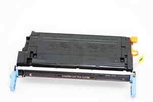 Hewlett Packard (HP) C9721A Cyan Laser Toner Cartridge