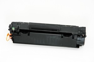 Hewlett Packard (HP) CB435A Black MICR Toner Cartridge