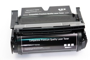 Lexmark 12A6735 Black MICR Toner Cartridge