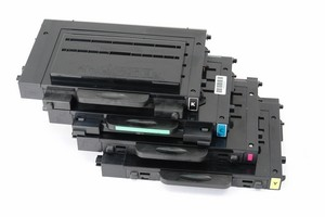 Samsung CLP510D7K, CLP510D5C, CLP510D5M, CLP510D5Y Color Toner Cartridge Bundle
