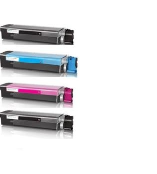 Xerox 106R01221, 106R01218, 106R01219, 106R01220  Hi-Yield Color Laser Toner Cartridge Bundle