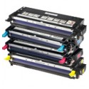 Dell 330-1198, 330-1199, 330-1200, 330-1204   Hi Yield Color Toner Cartridge Bundle