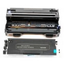 Brother TN460, TN430 DR400 Black Toner and Drum Cartridge Combo